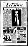 Hammersmith & Shepherds Bush Gazette Friday 24 January 1992 Page 19