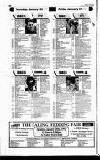 Hammersmith & Shepherds Bush Gazette Friday 24 January 1992 Page 34
