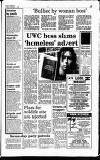 Hammersmith & Shepherds Bush Gazette Friday 14 February 1992 Page 3