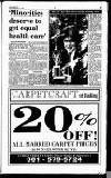 Hammersmith & Shepherds Bush Gazette Friday 14 February 1992 Page 7