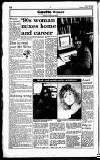 Hammersmith & Shepherds Bush Gazette Friday 14 February 1992 Page 10