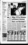Hammersmith & Shepherds Bush Gazette Friday 14 February 1992 Page 12