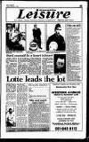 Hammersmith & Shepherds Bush Gazette Friday 14 February 1992 Page 23