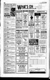 Hammersmith & Shepherds Bush Gazette Friday 14 February 1992 Page 34