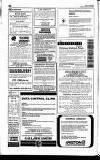 Hammersmith & Shepherds Bush Gazette Friday 14 February 1992 Page 50