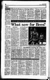 Hammersmith & Shepherds Bush Gazette Friday 14 February 1992 Page 54