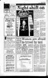 Hammersmith & Shepherds Bush Gazette Friday 21 February 1992 Page 6