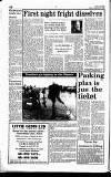 Hammersmith & Shepherds Bush Gazette Friday 21 February 1992 Page 10