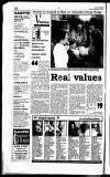 Hammersmith & Shepherds Bush Gazette Friday 21 February 1992 Page 12