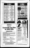 Hammersmith & Shepherds Bush Gazette Friday 21 February 1992 Page 21