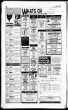 Hammersmith & Shepherds Bush Gazette Friday 21 February 1992 Page 34