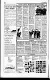Hammersmith & Shepherds Bush Gazette Friday 05 June 1992 Page 22