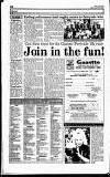 Hammersmith & Shepherds Bush Gazette Friday 05 June 1992 Page 48