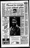 Hammersmith & Shepherds Bush Gazette Friday 08 January 1993 Page 2