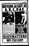 Hammersmith & Shepherds Bush Gazette Friday 08 January 1993 Page 6