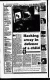 Hammersmith & Shepherds Bush Gazette Friday 08 January 1993 Page 8