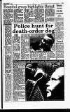 Hammersmith & Shepherds Bush Gazette Friday 08 January 1993 Page 11