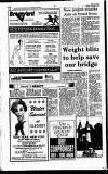 Hammersmith & Shepherds Bush Gazette Friday 08 January 1993 Page 14