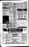 Hammersmith & Shepherds Bush Gazette Friday 08 January 1993 Page 38