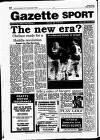 Hammersmith & Shepherds Bush Gazette Friday 04 June 1993 Page 64