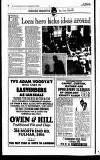 Hammersmith & Shepherds Bush Gazette Friday 27 January 1995 Page 4