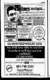Hammersmith & Shepherds Bush Gazette Friday 27 January 1995 Page 6