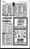 Hammersmith & Shepherds Bush Gazette Friday 27 January 1995 Page 11