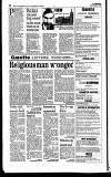 Hammersmith & Shepherds Bush Gazette Friday 27 January 1995 Page 12