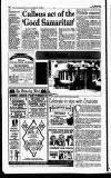 Hammersmith & Shepherds Bush Gazette Friday 27 January 1995 Page 14