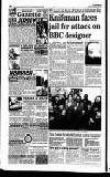 Hammersmith & Shepherds Bush Gazette Friday 10 February 1995 Page 10