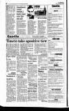 Hammersmith & Shepherds Bush Gazette Friday 10 February 1995 Page 12