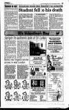 Hammersmith & Shepherds Bush Gazette Friday 10 February 1995 Page 15