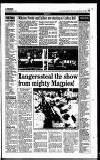 Hammersmith & Shepherds Bush Gazette Friday 10 February 1995 Page 81