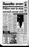 Hammersmith & Shepherds Bush Gazette Friday 10 February 1995 Page 82