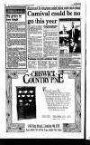 Hammersmith & Shepherds Bush Gazette Friday 17 February 1995 Page 2