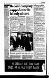 Hammersmith & Shepherds Bush Gazette Friday 17 February 1995 Page 10