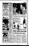 Hammersmith & Shepherds Bush Gazette Friday 17 February 1995 Page 16