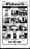 Hammersmith & Shepherds Bush Gazette Friday 17 February 1995 Page 29