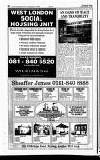 Hammersmith & Shepherds Bush Gazette Friday 17 February 1995 Page 40