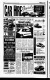Hammersmith & Shepherds Bush Gazette Friday 17 February 1995 Page 52