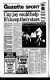 Hammersmith & Shepherds Bush Gazette Friday 17 February 1995 Page 76