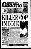 Hammersmith & Shepherds Bush Gazette Friday 06 December 1996 Page 1