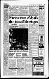 Hammersmith & Shepherds Bush Gazette Friday 06 December 1996 Page 3