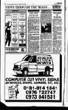 Hammersmith & Shepherds Bush Gazette Friday 06 December 1996 Page 6