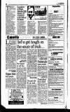 Hammersmith & Shepherds Bush Gazette Friday 06 December 1996 Page 12