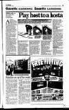 Hammersmith & Shepherds Bush Gazette Friday 06 December 1996 Page 13