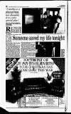 Hammersmith & Shepherds Bush Gazette Friday 06 December 1996 Page 18