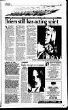 Hammersmith & Shepherds Bush Gazette Friday 06 December 1996 Page 21