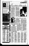 Hammersmith & Shepherds Bush Gazette Friday 06 December 1996 Page 22