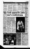 Hammersmith & Shepherds Bush Gazette Friday 06 December 1996 Page 70